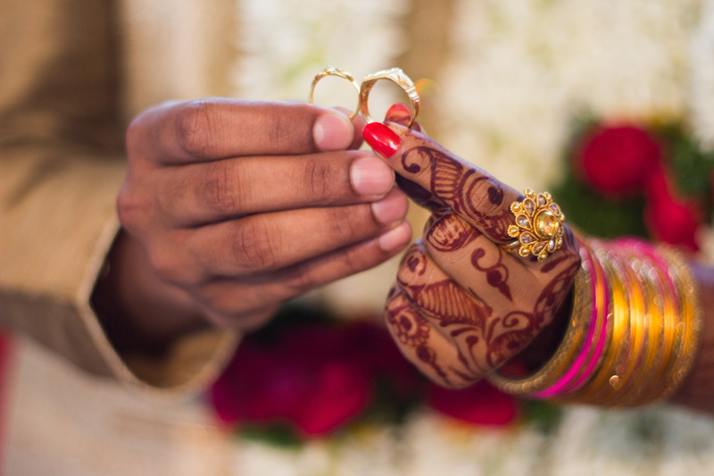 saat pheras, Phuket Indian Wedding