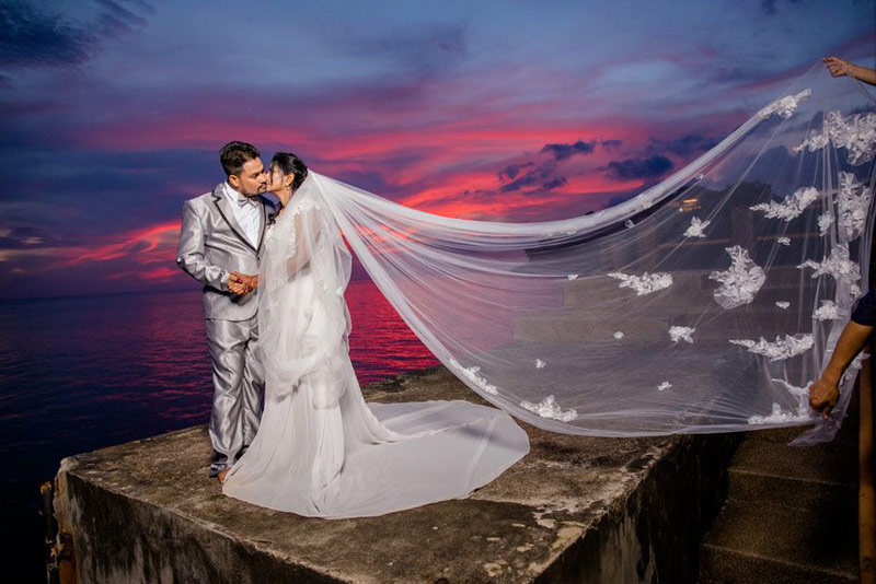 Indian Wedding, Phuket Beach Wedding