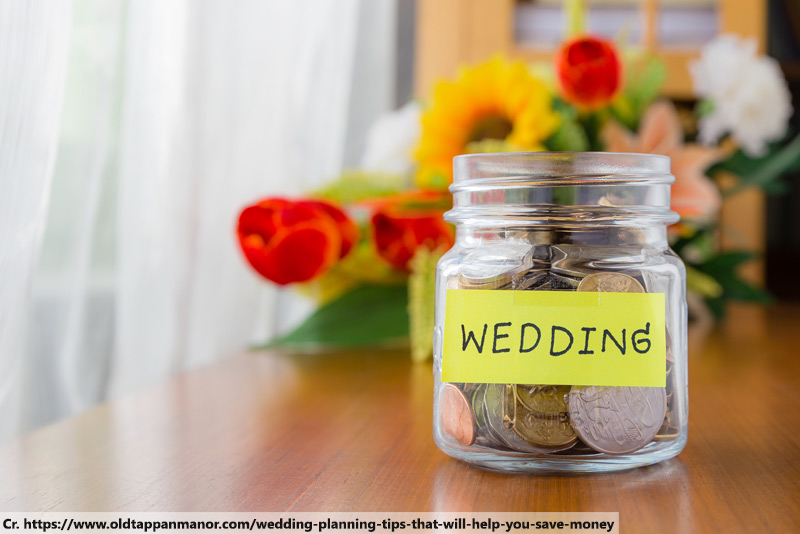 Wedding Planning Tips, Save Money for wedding